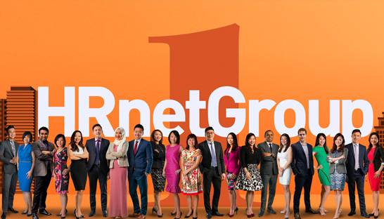 Human capital consultancy HRnetGroup wins Singapore Business Award