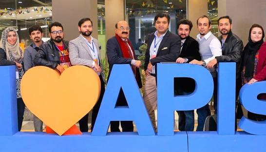 Abacus Consulting runs APIthon II in Pakistan with focus on AI and API