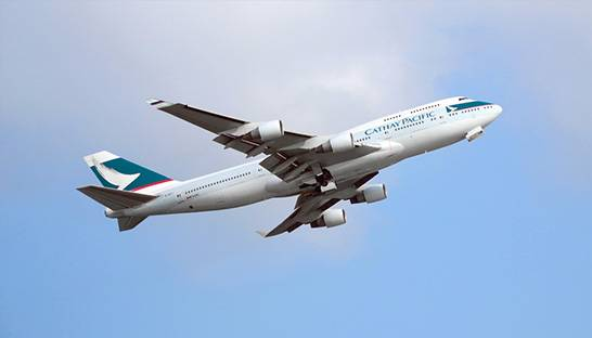Cathay Pacific launch blockchain-powered rewards app with Accenture