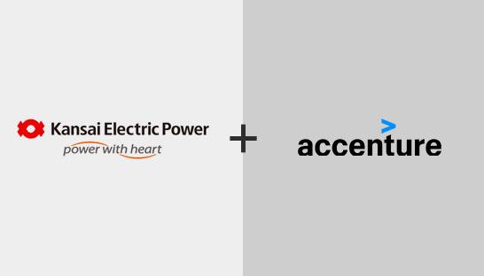 Kansai Electric Power looks to generate new opportunities with Accenture joint venture