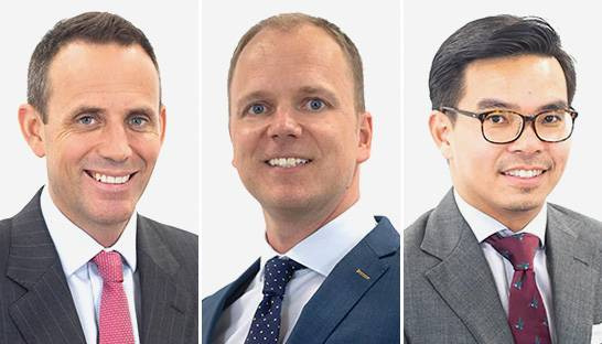 Three new partners for South East Asian Consulting arm of PwC