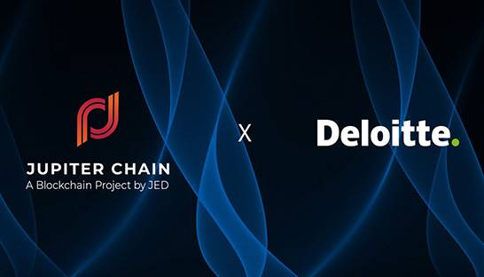 Blockchain startup Jupiter Chain collaborates with Deloitte Southeast Asia