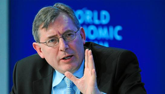 BCG chair Hans-Paul Buerkner to speak at Forbes global CEO event in Thailand
