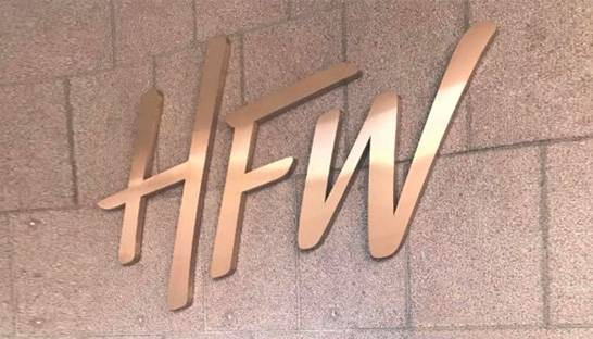 Global law firm HFW launches consulting arm with focus on Asia