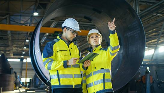 Heavy industry sectors take defensive approach to digital transformation