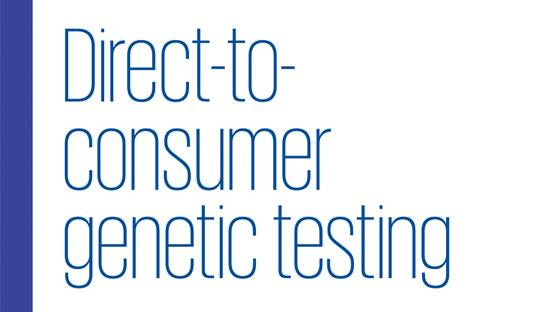 Growing genetic self-testing market raises a variety of concerns