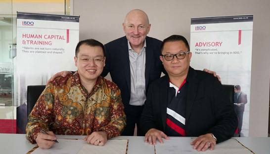BDO in Singapore and Indonesia to collaborate on management consulting