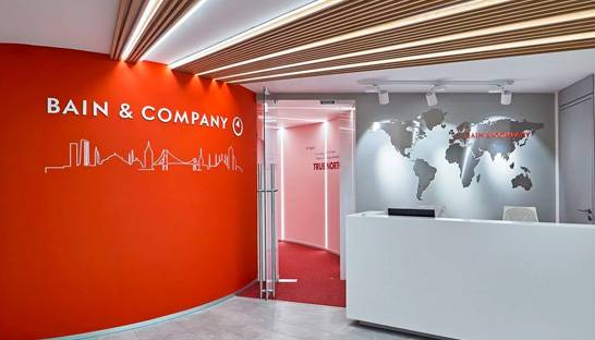 Bain & Company tops Glassdoor best place to work list once again