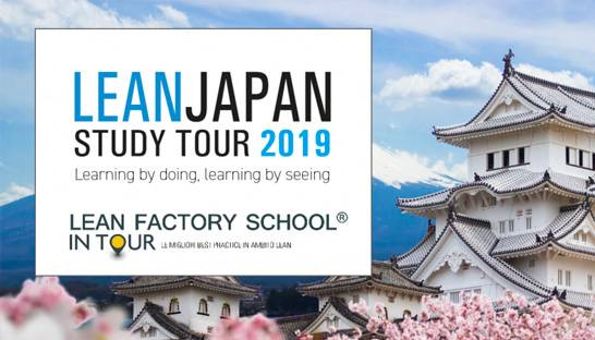 Bonfiglioli Consulting to host lean management study tour of Japan