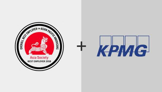 Asia Society honours KPMG for employment of Asian Pacific Americans