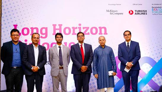 McKinsey supports dialogue series hosted by Bangladesh Brand Forum