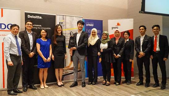 BDO and Big Four partner with ACCA / Sunway for audit simulation course