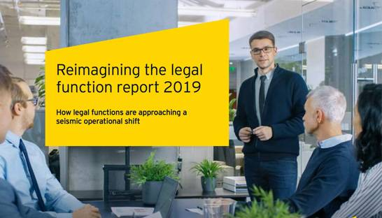EY survey finds company legal functions are feeling the squeeze
