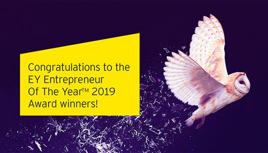 EY Singapore Entrepreneur of the Year awards set for next month