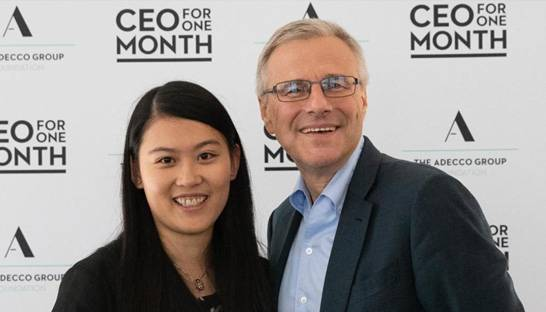 Former Deloitte analyst Sophia Lim named new Adecco co-CEO