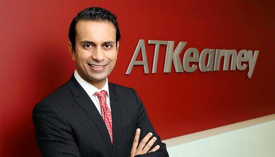 A.T. Kearney appoints Utsav Garg as Southeast Asia Managing Partner