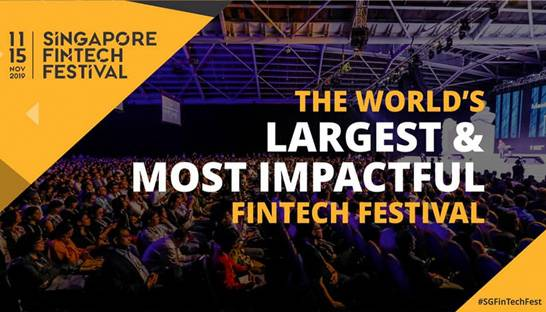 Global consulting leaders gather for Singapore Fintech Festival
