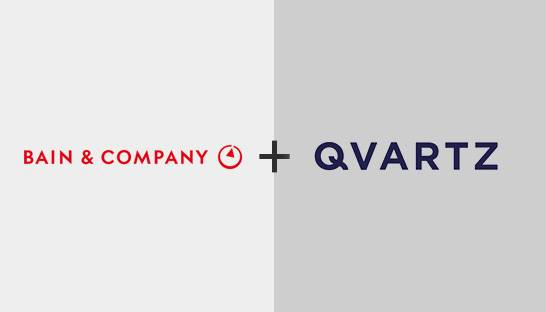 Bain & Co set to purchase Nordic management consultancy Qvartz