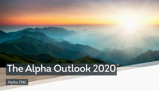 Alpha FMC releases 2020 outlook for asset & wealth management industry