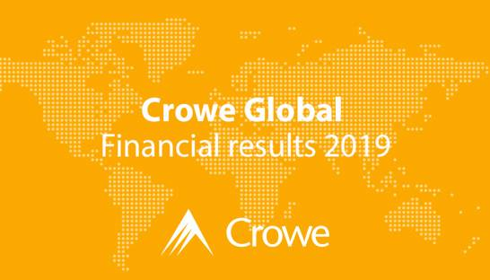 Issues in China contribute to stalled growth for Crowe Global