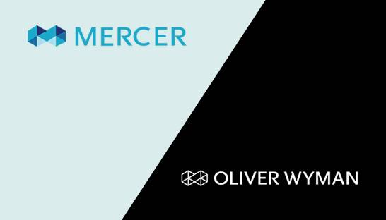 Oliver Wyman and Mercer combine for $7.1 billion in consulting revenues
