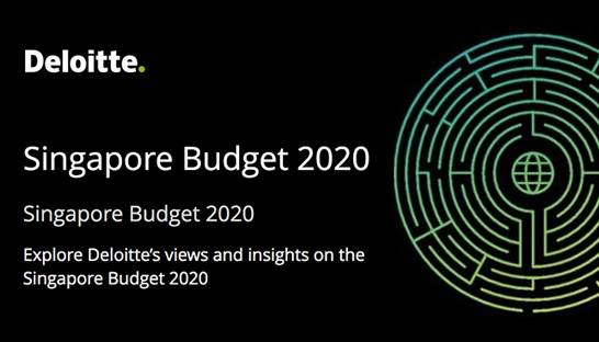 Big Four release their wish-lists for Singapore Budget 2020: Deloitte