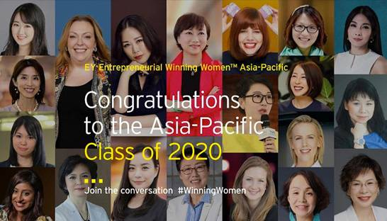 Latest cohort selected for EY entrepreneurial women programme
