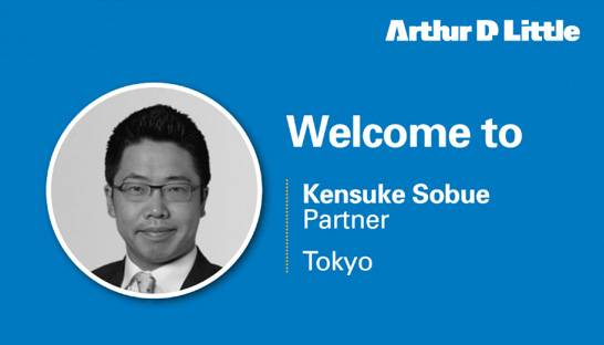 Arthur D. Little adds Kensuke Sobue as an automotive partner in Tokyo