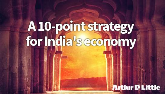 ADL puts forward 10-point strategy for reviving India's economy