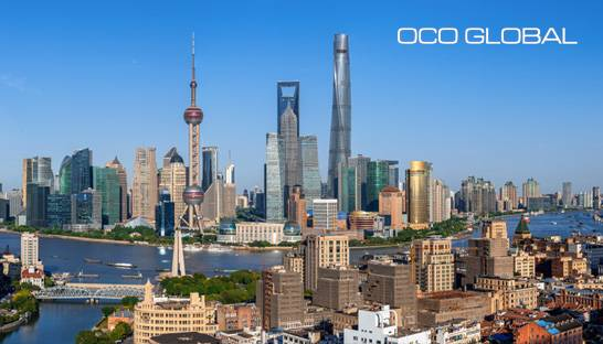 OCO Global expands to China with launch of Shanghai office