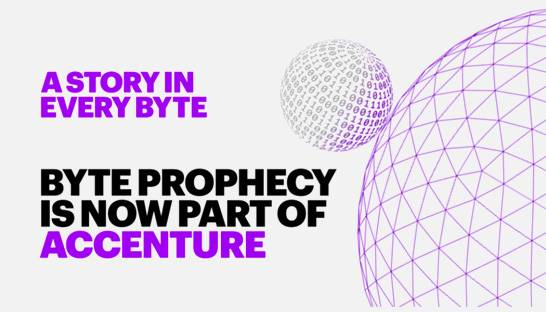 Accenture buys Indian big data analytics company Byte Prophecy