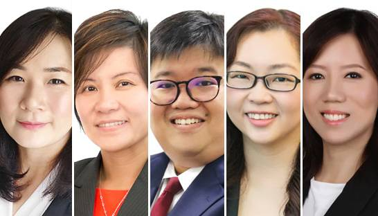 PwC promotes five professionals to partner in Singapore
