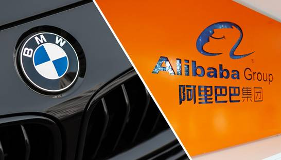 BMW and Alibaba to consult digital startups in China