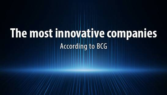 The most innovative companies in Asia according to BCG