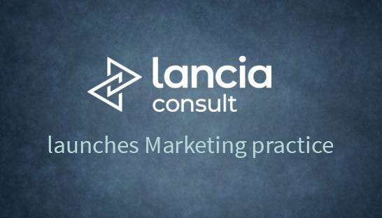 LanciaConsult launches global Marketing practice