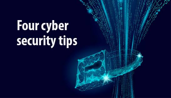 Four cyber security tips for APAC businesses to consider
