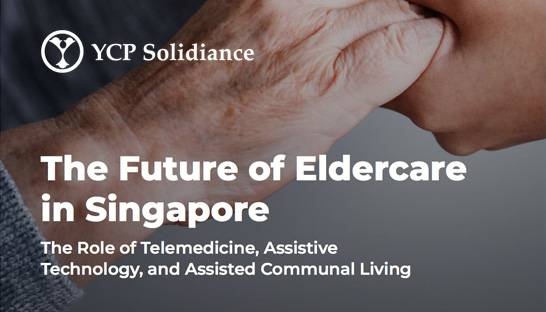 Telemedicine and digital health an opportunity for Singapore