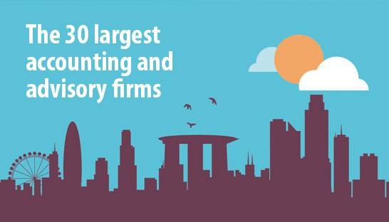 The 30 largest accounting and advisory firms in Singapore