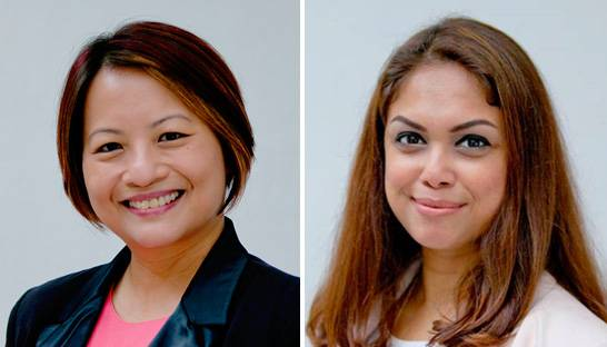 Jean Angus and Anu Noto-Menon join Sandpiper in Singapore