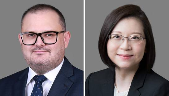 Joshua Taylor and Steffi Thio join A&M's Restructuring arm