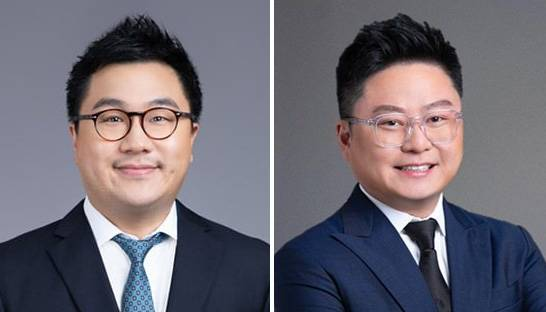 Barry Chung and Jonathan Chau join CBRE in Hong Kong
