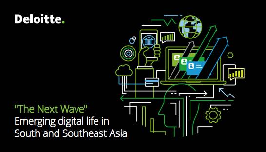 Consumers in South and Southeast Asia are living the digital life