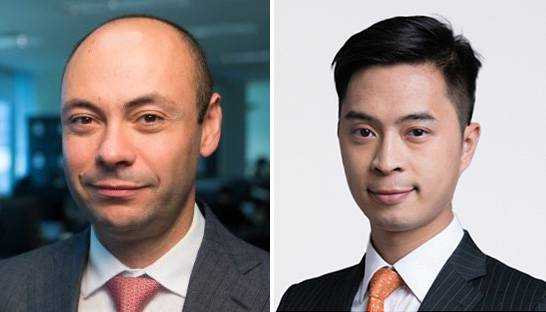 Ilia Dub and Jasper Yip join Oliver Wyman's Asia partnership