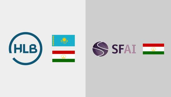 HLB and SFAI add member firms in Kazakhstan and Tajikistan