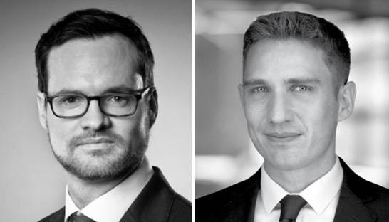 Crosby MacDonald and Chris Rudland join BRG in Singapore