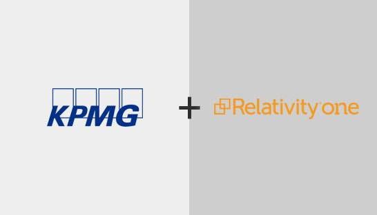 KPMG brings its RelativityOne partnership to Asia Pacific