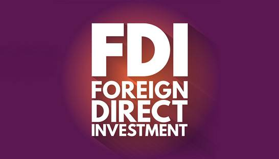In 2020, China passed US as globe's top destination for FDI