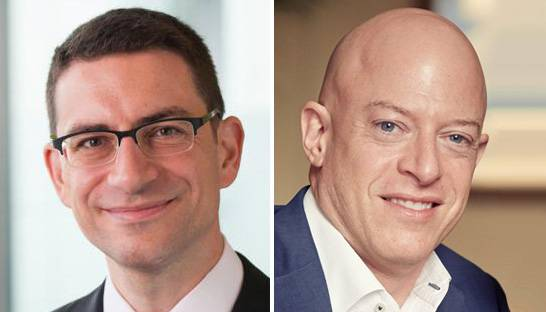 David Rogers and Marcus Consolini join Quinlan & Associates