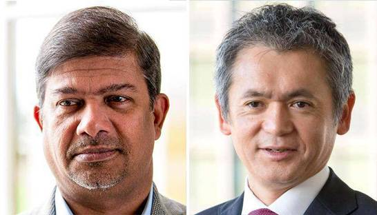 Shiv Shivaraman and Tom Noda lead AlixPartners in Asia