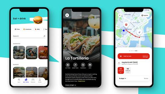 ComfortDelGro partners with R/GA for 'mobility lifestyle' app